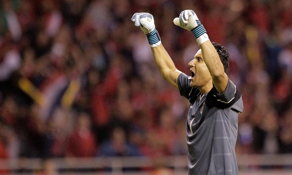 Navas suplente no Real Madrid: «Não foi por motivos de rendimento»
