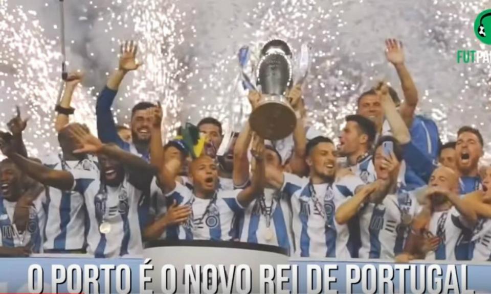 VÍDEO: título do FC Porto em paródia viral no Brasil