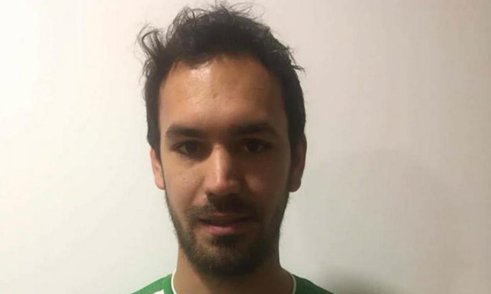 Sp. Covilhã: Reforço Rúben Nogueira dispensado