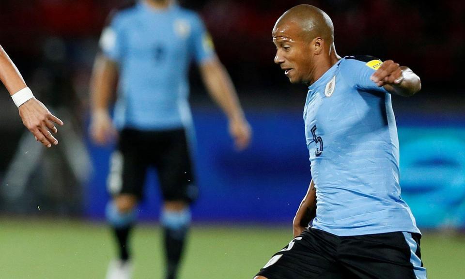 OFICIAL: Santos anuncia concorrente uruguaio para Gabriel Barbosa