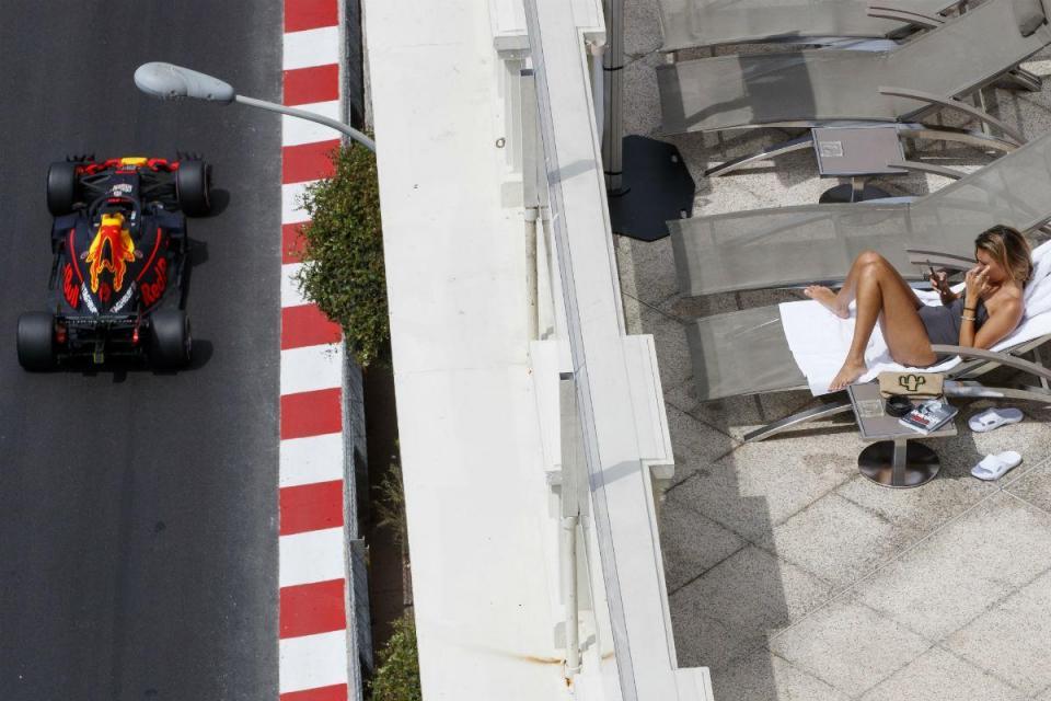GP do Mónaco: no primeiro dia só deu Red Bull