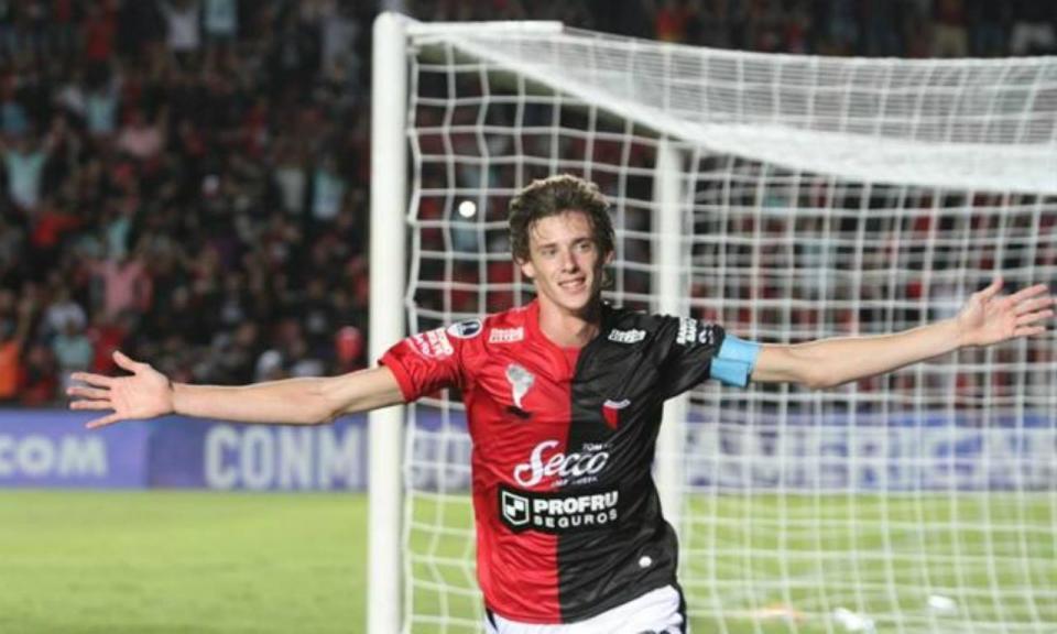 VÍDEO: Benfica oficializa Conti de forma original