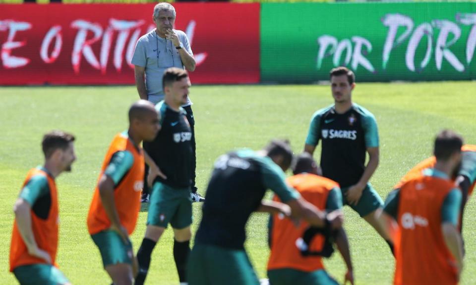 Seleção AO VIVO: Portugal defronta Tunísia ainda com quatro baixas