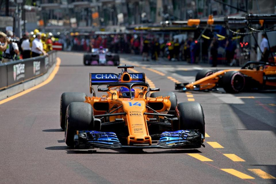"""Alonso e a qualificação: """"Foi como se tivéssemos lançado uma moeda ao ar"""""""