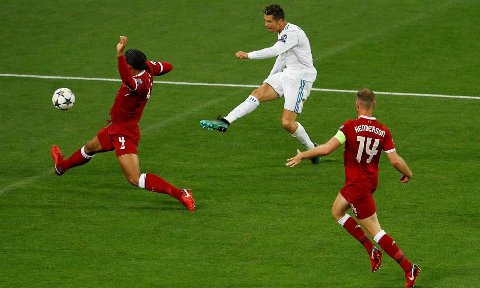 «Seria muito bom ter Cristiano Ronaldo na Juventus»