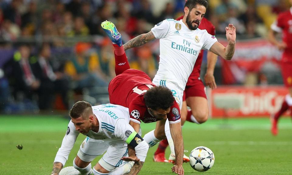 Até a Federação Europeia de Judo comentou falta de Ramos sobre Salah