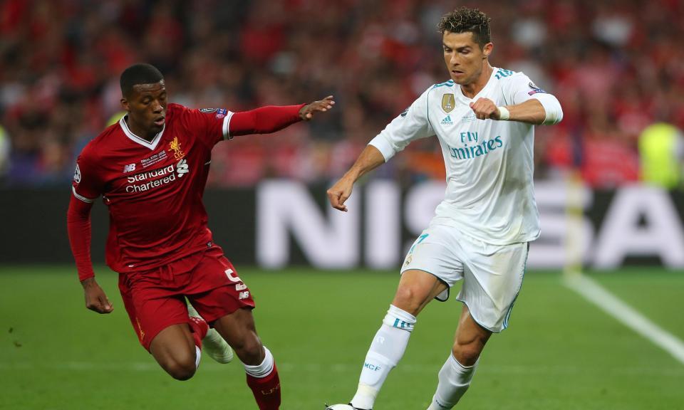 LC: Ronaldo é o melhor marcador pelo sexto ano consecutivo