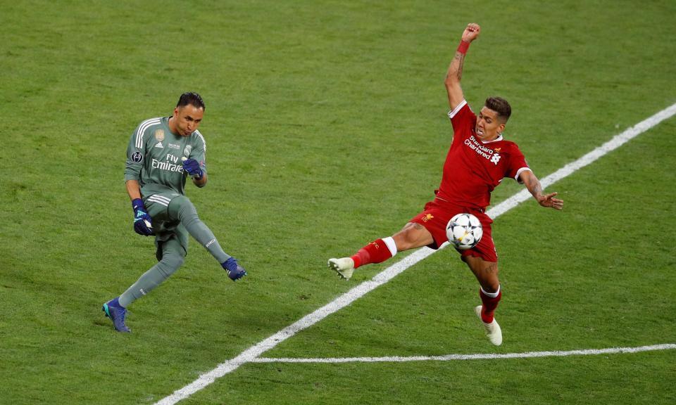 Firmino responde a Ramos: «O que ele disse foi idiota»