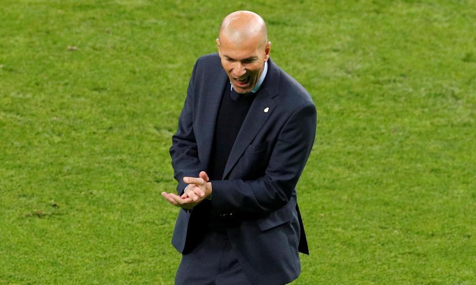 LC: Zidane é o primeiro treinador a vencer três vezes consecutivas