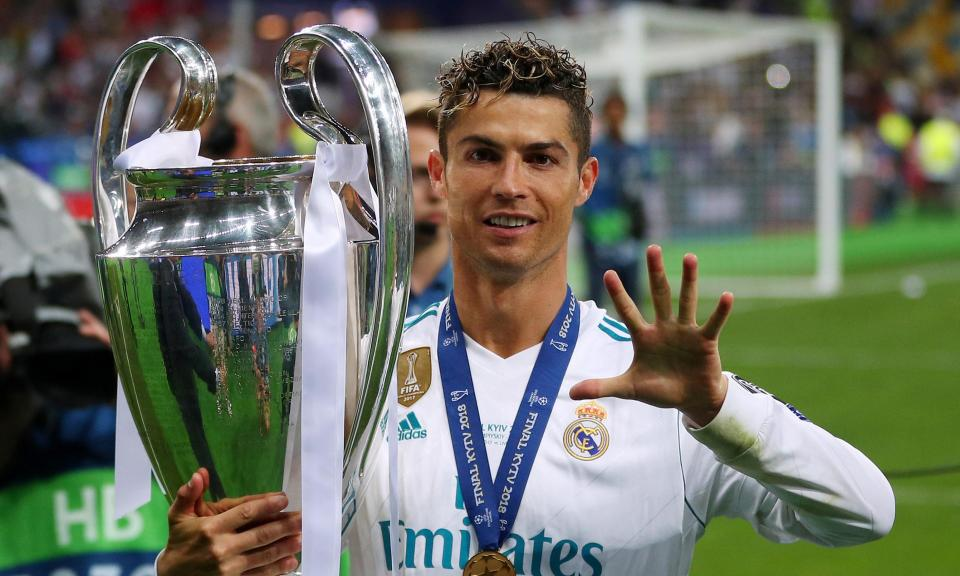 Cristiano Ronaldo na Juventus: está fechado
