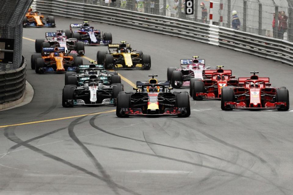 Fórmula 1 estuda atribuição de pontos até ao 20º classificado