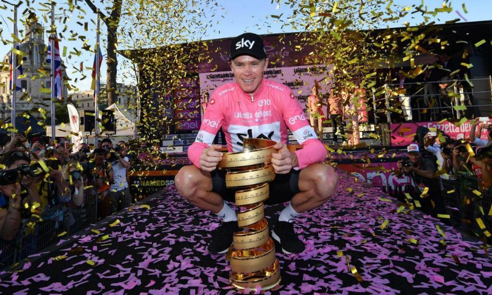 Giro2020 começa com três etapas na Hungria