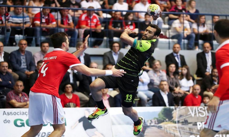 Andebol: Sporting inicia defesa do título frente ao Sp. da Horta