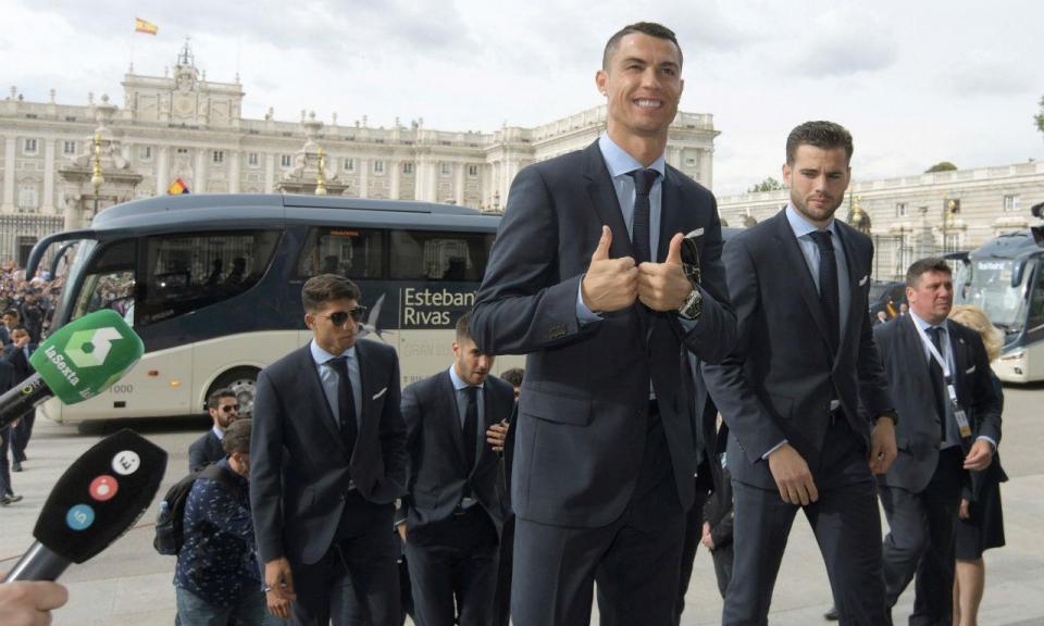 VÍDEO: a mensagem de Ronaldo para os adeptos do Real Madrid
