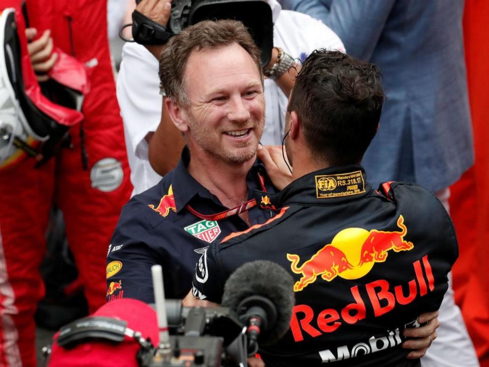"""Ricciardo revela que novo acordo com a Red Bull """"chegará em breve"""""""
