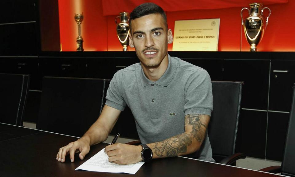 OFICIAL: Benfica contrata Chiquinho