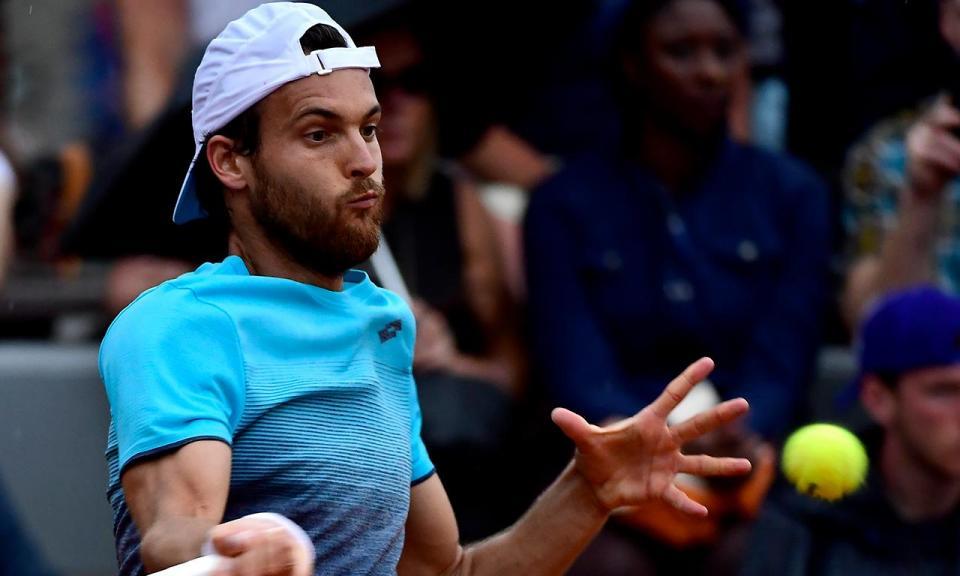 Ténis: João Sousa desce 18 lugares no ranking mundial