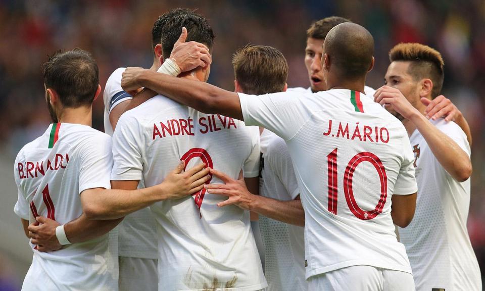 Seleção: confira o grande golo de João Mário à Tunísia (vídeo)
