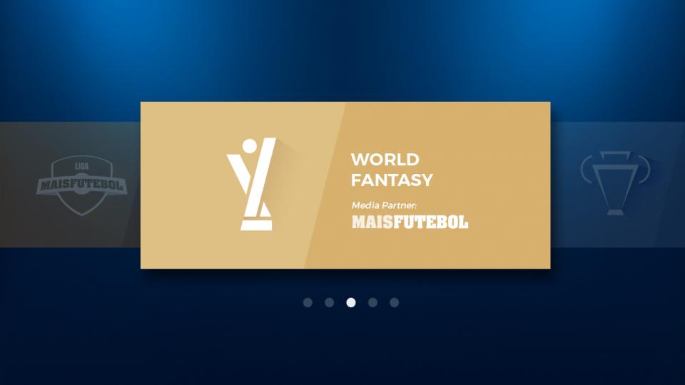 World Fantasy arranca já dia 14, faz a tua equipa e joga com o Maisfutebol