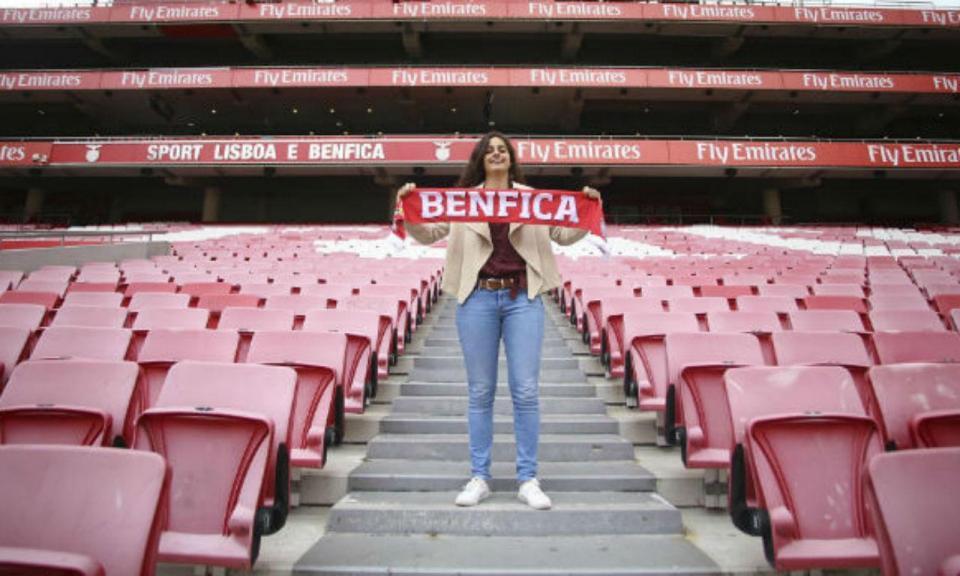 Futebol feminino: Benfica anuncia reforço para a baliza