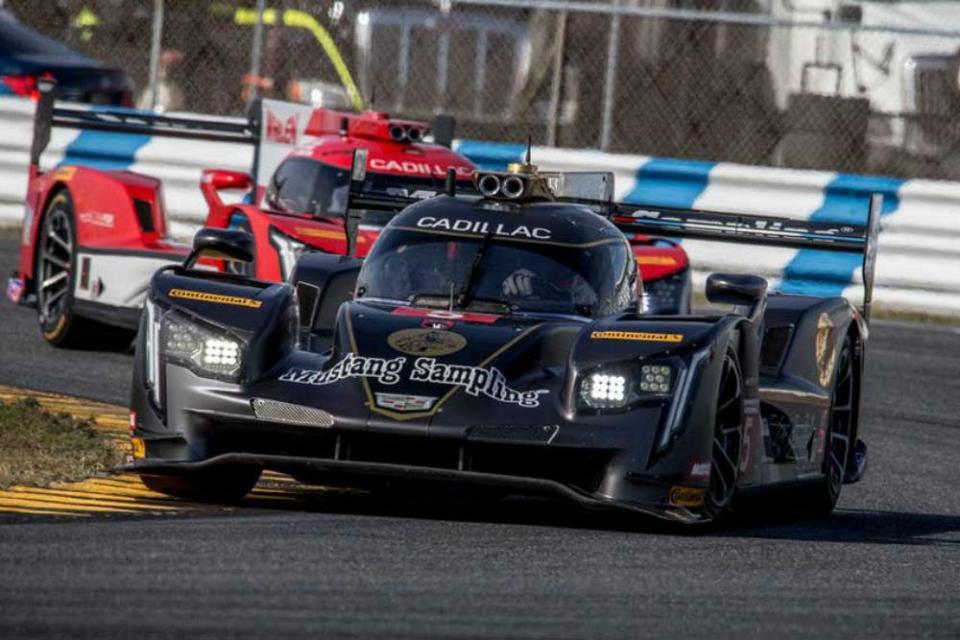 IMSA: Filipe Albuquerque quer consolidar liderança no campeonato em Detroit
