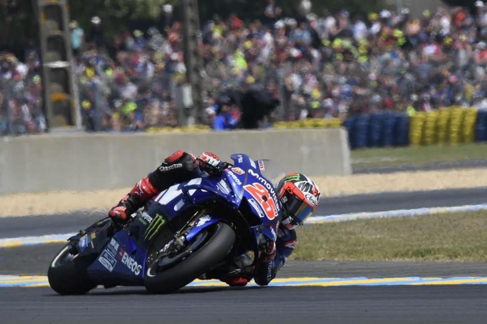 MotoGP: Maverick Viñales volta a criticar a Yamaha