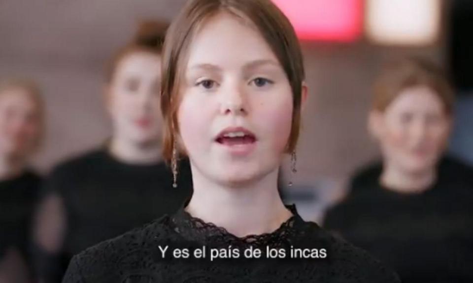 Dinamarca dedica música ao Peru: «Não é fácil passar 36 anos na sombra»