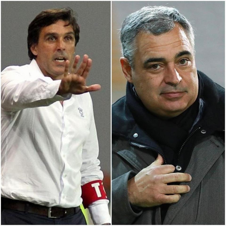 Desp. Chaves escolhe entre Daniel Ramos e Couceiro para treinador