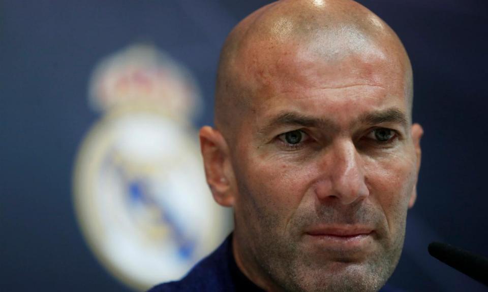 Agente de Zidane revela o motivo que levou o francês a deixar o Real Madrid