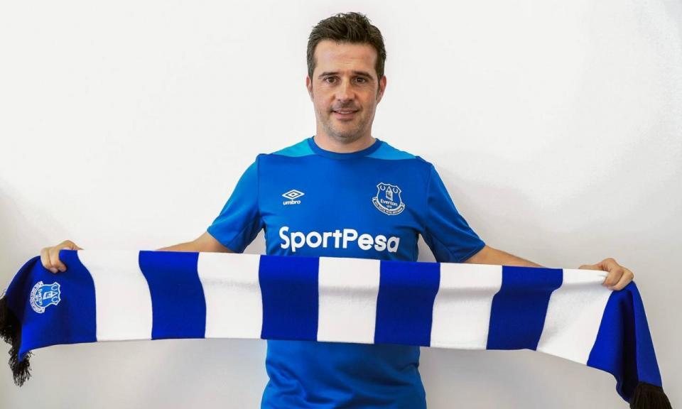 Everton de Marco Silva empata com equipa da 4.ª divisão inglesa