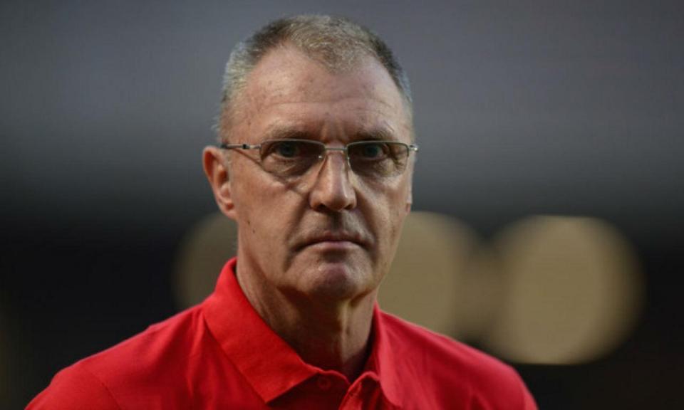 Ruud Krol regressa à Tunísia para treinar o Sfaxien
