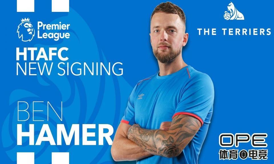 OFICIAL: Huddersfield contrata guarda-redes ao Leicester
