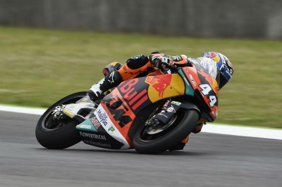 Moto2: Miguel Oliveira termina treinos livres com o 17.º tempo