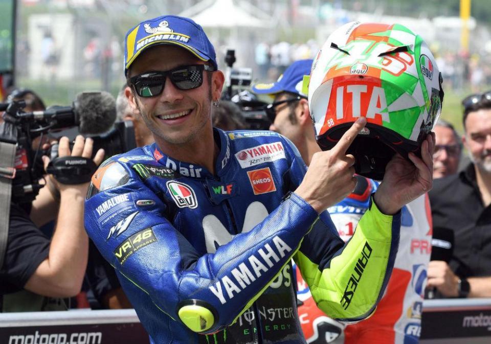 """Valentino Rossi: """"Vamos estar mais fortes em Barcelona"""""""
