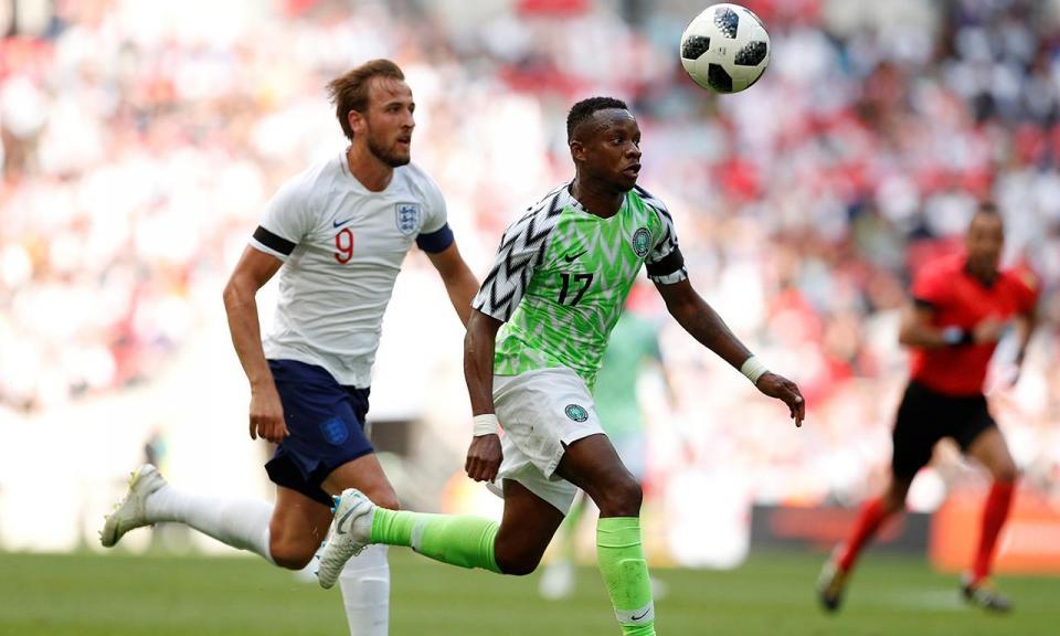 Mundial 2018: três «portugueses» nos convocados da Nigéria