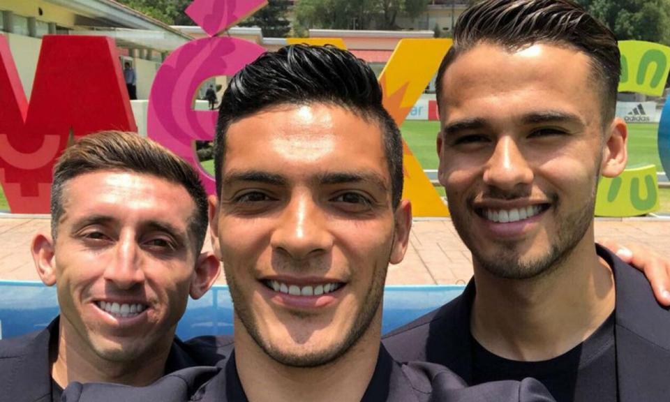 A imagem do «tempo» que junta Jiménez, Herrera e Diego Reyes
