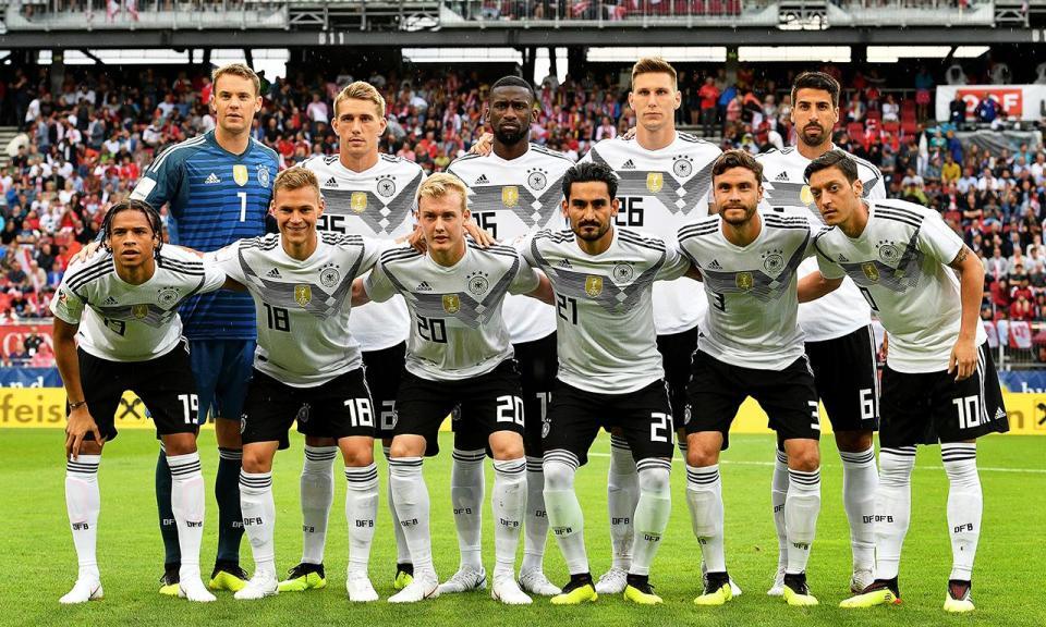 Mundial 2018: os 23 convocados da Alemanha, sem Sané
