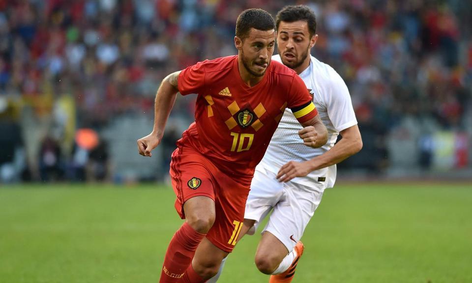 Bélgica-Portugal, 0-0 (resultado final)