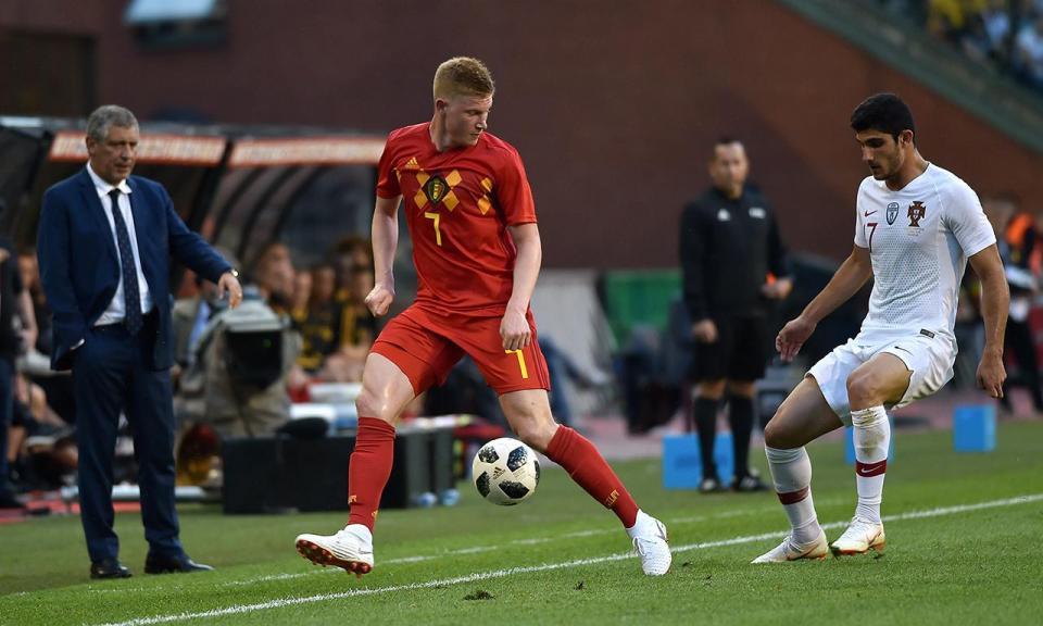 Bélgica-Portugal, 0-0 (crónica)