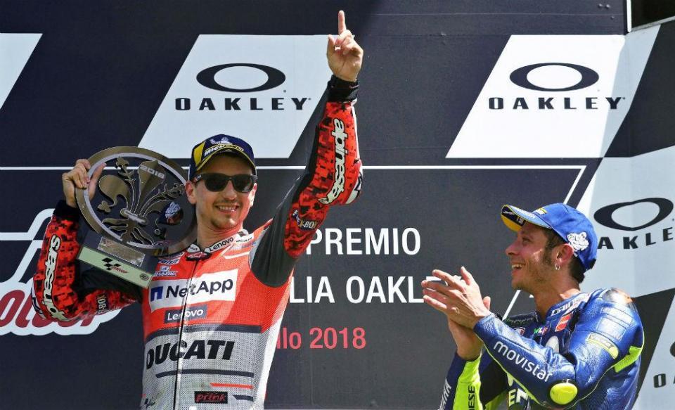 MotoGP: Lorenzo é dado como certo na Honda