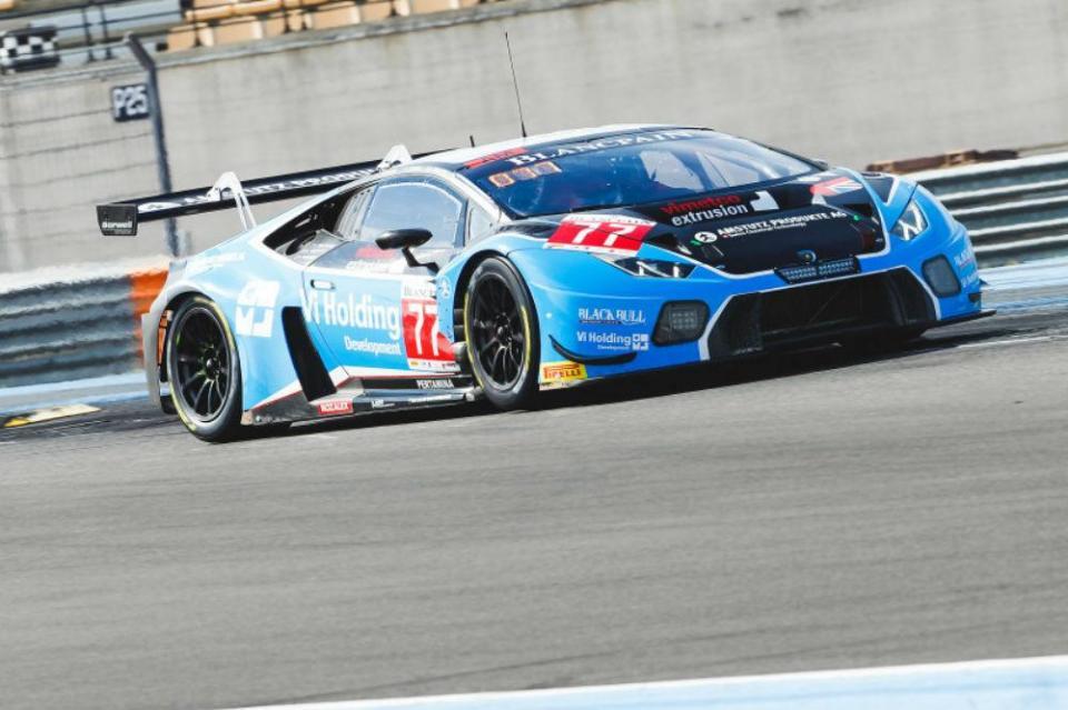 Blancpain GT Series: Francisco Guedes 2.º em Paul Ricard