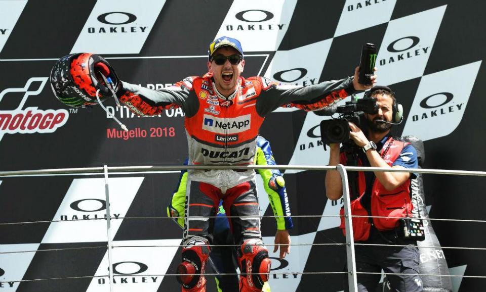 Jorge Lorenzo motivado para alcançar sexta vitória no GP da Catalunha