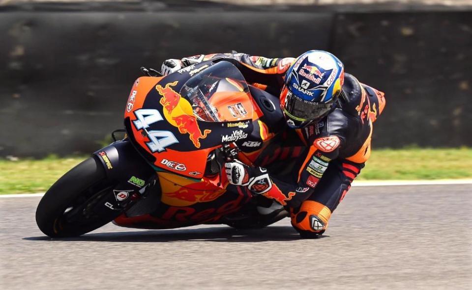 Moto2: Miguel Oliveira fecha dia em Assen com o 12.º tempo