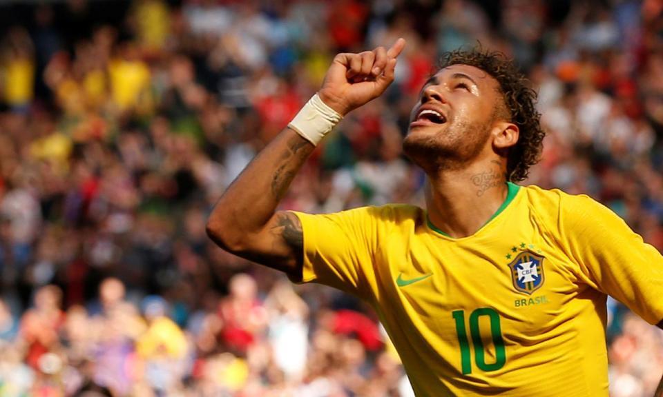 Neymar revela os ídolos: «Nunca serei melhor do que eles»