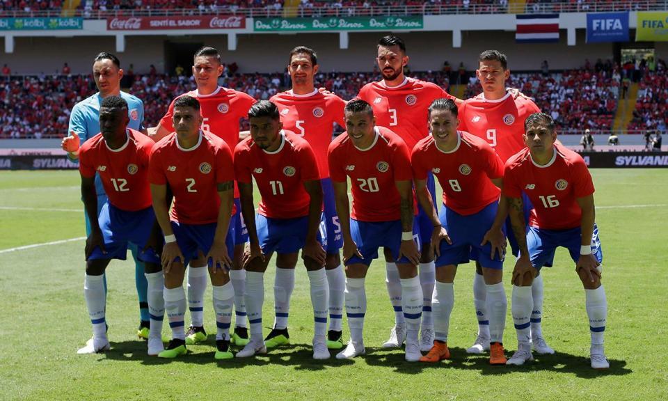 Bryan Ruiz e o Mundial 2018: «Será importante vencer o primeiro jogo»