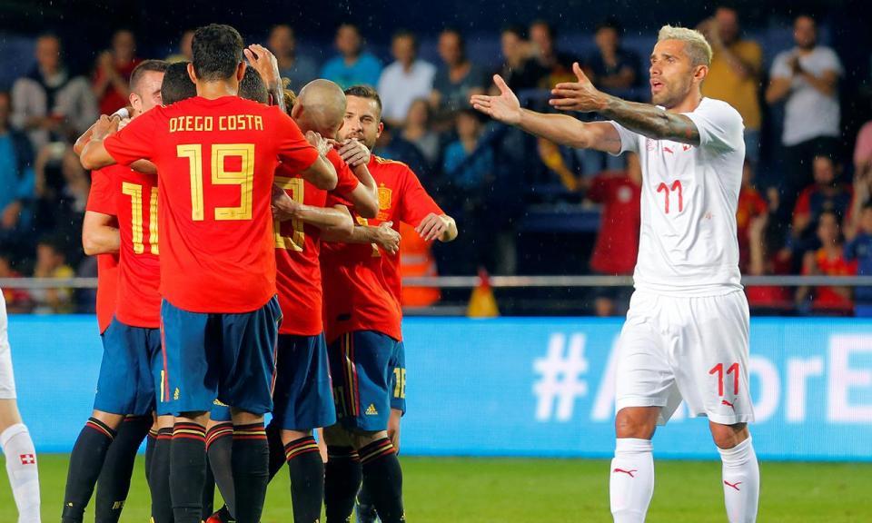 Mundial 2018  guarda-redes da IIB reforçou seleção de Espanha ... 21e79d6ce1513