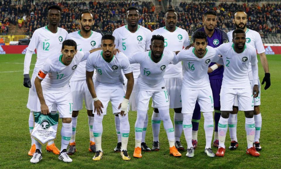 Mundial: Pizzi revela a lista definitiva da Arábia Saudita
