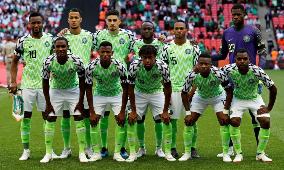 VÍDEO: Ebuehi suplente utilizado em nova derrota da Nigéria