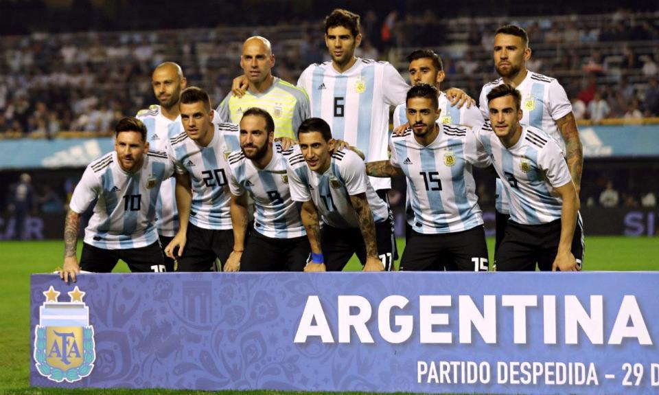 Argentina: nove presos em greve de fome para ver o Mundial