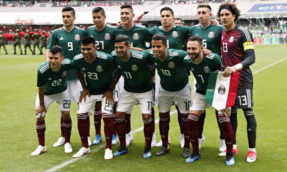 México  jogadores não vão ser castigados após festa polémica ... acacc55d22bc5